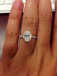 oval wedding rings best 25 oval shaped engagement rings ideas on oval