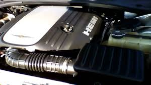 2006 chrysler 300c 5 7l hemi v8 start up u0026 rev youtube