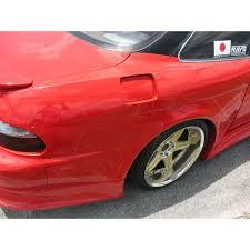 lexus rear bumper vert ridg wide body kit 8pc sc400 sc300 for lexus sc series 92 00