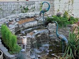 Waterfall Ideas For Backyard 20 Spectacular Backyard Ideas Waterfalls That Top Off Backyard