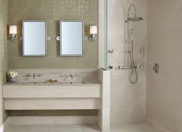 bathroom and shower designs doorless shower designs teach you how to go with the flow