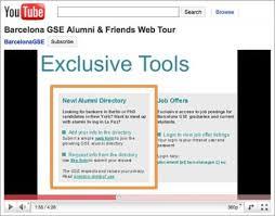 alumni directory software barcelona gse alumni friends news barcelona gse
