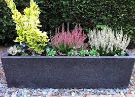 garden trough planter best garden troughs ideas on recipe metal