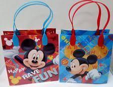 mickey mouse gift bags mickey mouse gift bags ebay