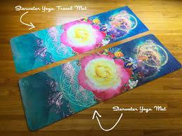 Alaska travel yoga mat images Lakshmi rose portal starwater travel yoga mat 11 11 jpg