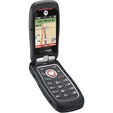 Rugged Phone Verizon Motorola Barrage V860 Rugged Verizon Flip Cell Phone Waterproof
