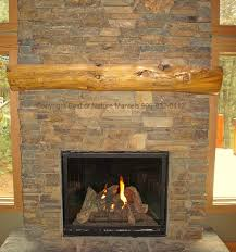 rustic fireplace log mantel log fireplace mantel rustic