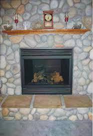 cultured stone fireplace binhminh decoration