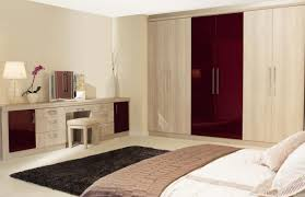 fitted bedroom furniture small rooms design with stunning