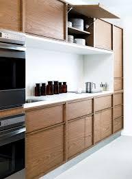 garage door for kitchen cabinet 15 storage ideas to from high end kitchen systems