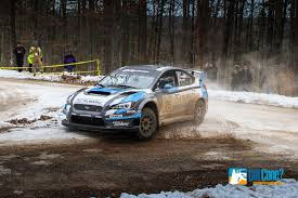 rally subaru 2015 rally in the 100 acres of ice and snow gotcone com