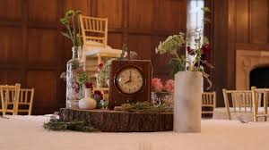 interior design simple country themed wedding reception