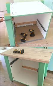 how to build a kitchen island ikea farmhouse diy kitchen island an ikea hack a of