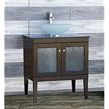 Real Wood Bathroom Cabinets by Solid Wood 30