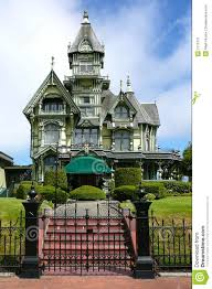victorian home stock image image 2116701