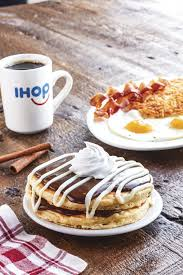 there s a secret way to score ihop s cinn a stack pancakes