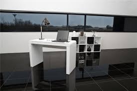 Schreibtisch Extra Breit Cana Schreibtisch Hochglanz Weiss