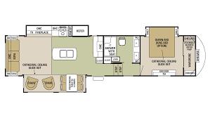 5th wheel floor plans silverback 5th wheel floor plans home design inspirations