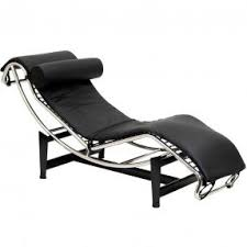 Leather Lounge Chair Black Leather Chaise Lounge Chair Foter