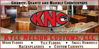 Millbrook Kitchen Cabinets Kyle Nelson Customs Llc In Millbrook Alabama Relylocal