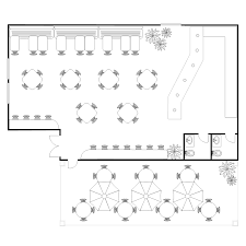 Floor Plan Of A Shopping Mall Coffee Shop Floor Plan