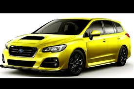 yellow subaru wagon photos subaru levorg sti u0026 premium sports 2016 from article new