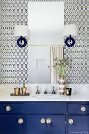 Wallpaper Designs For Bathroom Colors 960 Best Wallpaper Images On Pinterest Bathroom Ideas Wallpaper