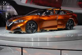 nissan sport car sedaneus maximus what i learned from nissan u0027s sport sedan concept