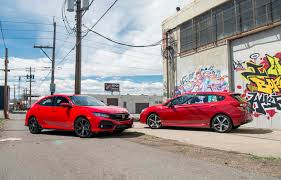 hatchback subaru 2017 2017 honda civic hatchback vs 2017 subaru impreza 5 door video