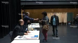 assesseurs bureau de vote edition de dié dié des vosges élection