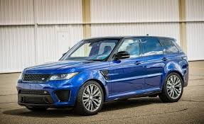 land rover range rover sport 2016 2016 land rover range rover sport svr cars exclusive videos and