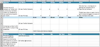 Social Media Tracking Spreadsheet by How To Measure Your Charity S Social Media Roifreemansocialmedia