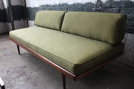 Mid Century Daybed Classic Danish Mid Century Modern Walnut Daybed Sofa U S A