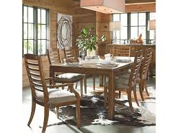 Thomasville Dining Room Table And Chairs by Thomasville American Anthem 7 Piece Dining Table And Chair Set