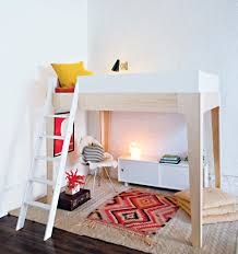 Hollywood Loft Bed Set Oeuf Is Very Happy To Introduce The Perch Loft Bed Tiny Bedroom