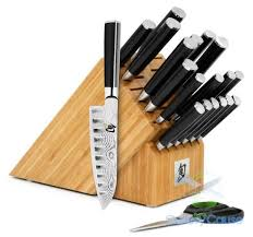 kitchen knives set sale kitchen knife sets from wusthof shun zwilling on sale free
