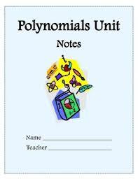 52 best polynomials images on pinterest math teacher maths