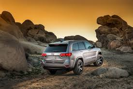 Grand Cherokee Off Road Tires New Trailhawk Is The Most Off Road Capable Jeep Grand Cherokee 30