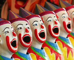 birthday party clowns for hire laughing clowns for hire macca s amusements warrnambool