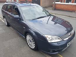 ford mondeo 2 2 st tdci 5dr estate manual for sale in crewe