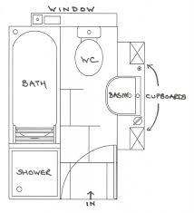 Gallery Floor Plans by Bathroom Floor Plan Bathroom Decor