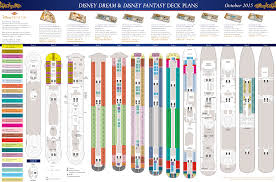 dcl deck plans dream fantasy october house plan disney the cruise