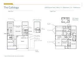 100 4 bedroom 2 story floor plans 100 one story open floor