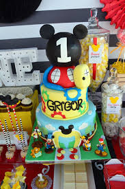 mickey mouse 1st birthday boy kara s party ideas mickey mouse 1st birthday party