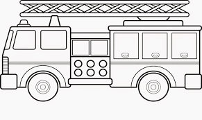 coloring page free fire truck coloring pages to print coloring