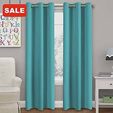 Turquoise Blackout Curtains Turquoize Solid Blackout Drapes Teal Blue Turquoise