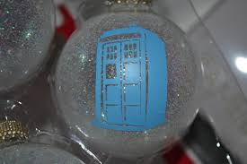 closet crafter update on dr who tardis ornaments