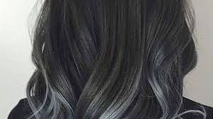 grey streaks in hair black hair highlighting grey 1000 ideas about gray streaks on