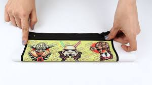 pencil bag how to make a pencil bag 9 steps with pictures wikihow