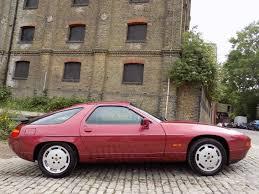 1989 porsche 928 classic chrome porsche 928 s4 1989 g maroon